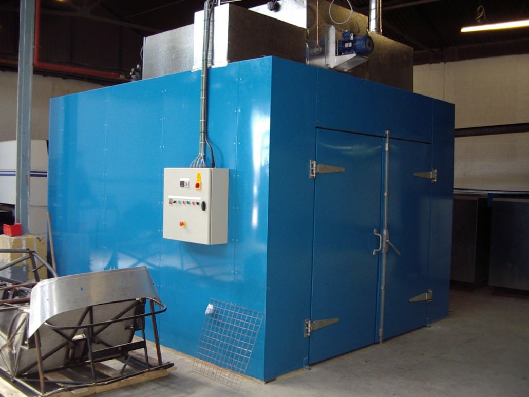 Industrial Hot Air Oven Systems Schuberts