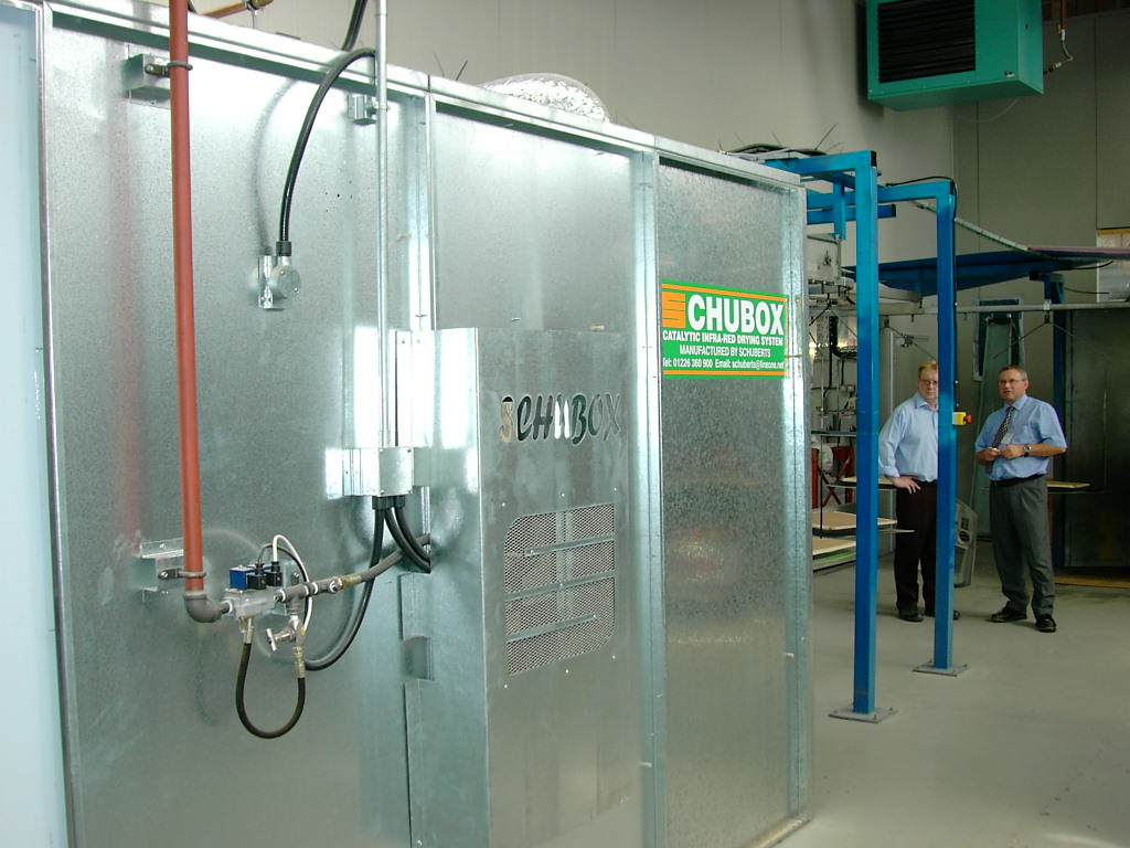 Joinery Coating Amp Overhead Systems Schuberts