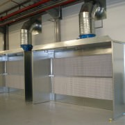 Manual Spray Booths
