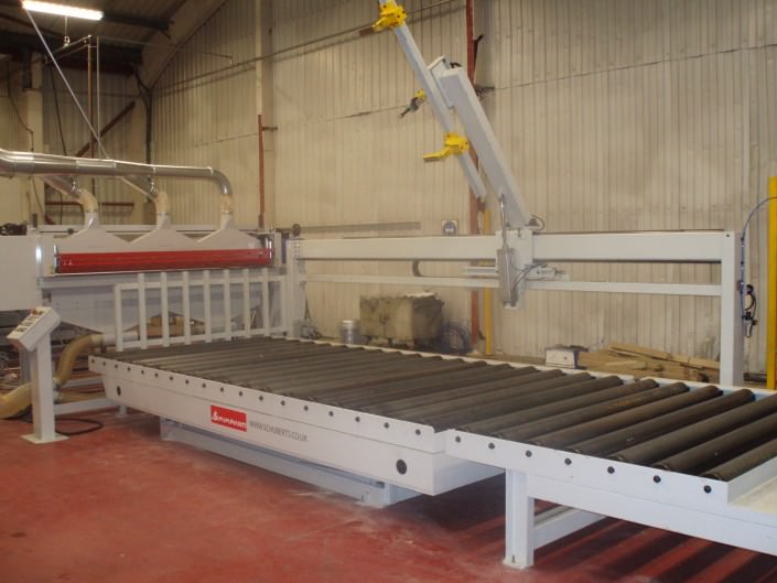 Automatic Handling Systems Schuberts