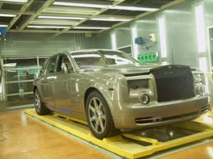 Automotive finishing systems